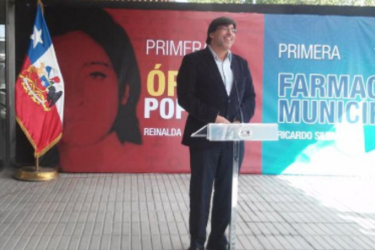 Foto:Twitter Municipalidad de Recoleta. Imagen Por: