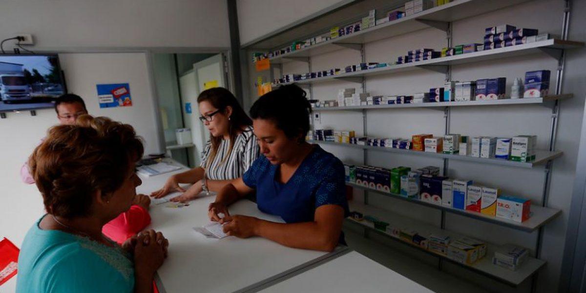 Inauguran una nueva farmacia popular en la Región Metropolitana