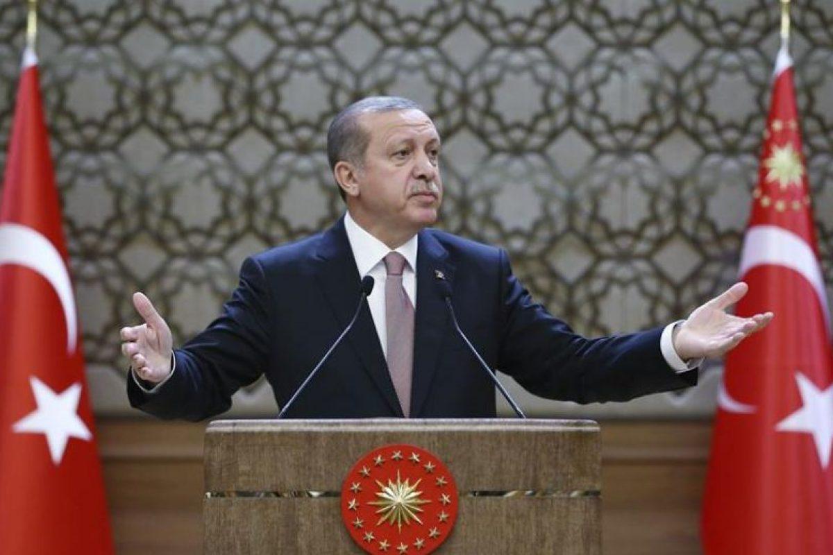 Recep Tayip Erdogan, presidente de Turquía. Foto:Efe. Imagen Por: