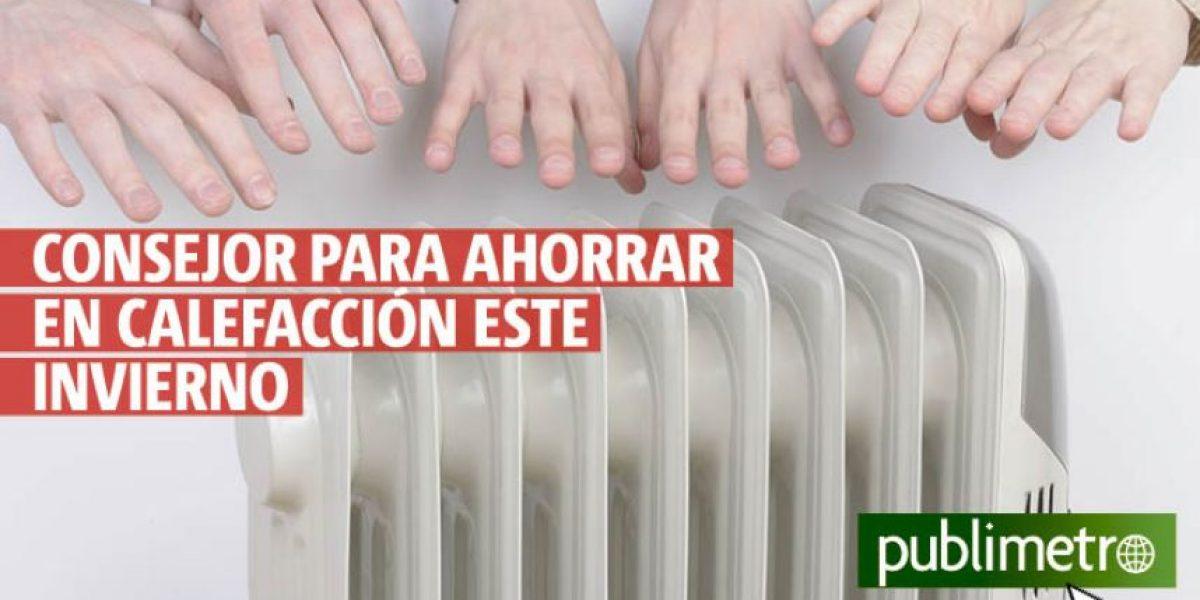 Infografía: consejos para ahorrar en calefacción este invierno