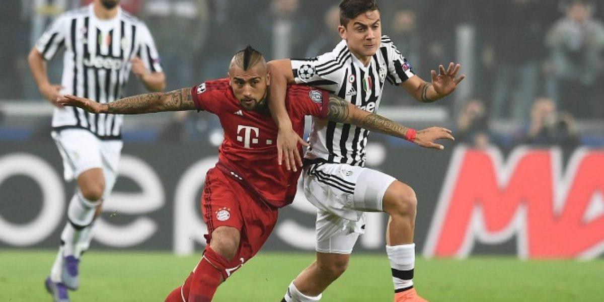 El Rey no olvida a su ex club: Vidal felicitó a Juventus tras ganar el Scudetto