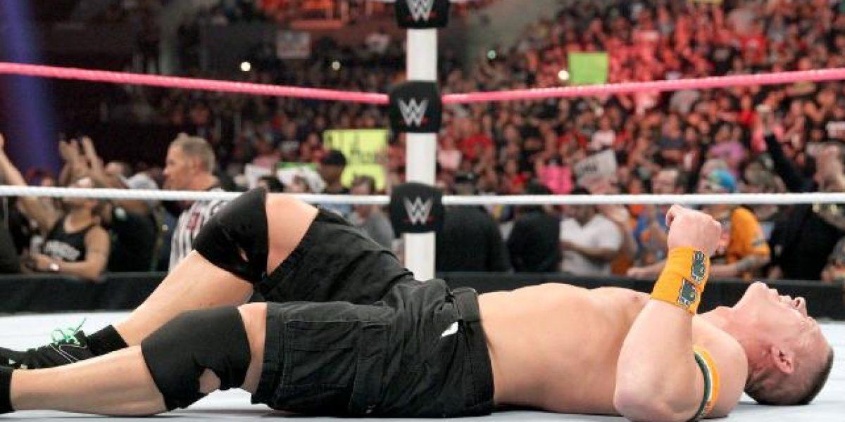 Ya tiene fecha de regreso: John Cena anunció su retorno a la WWE