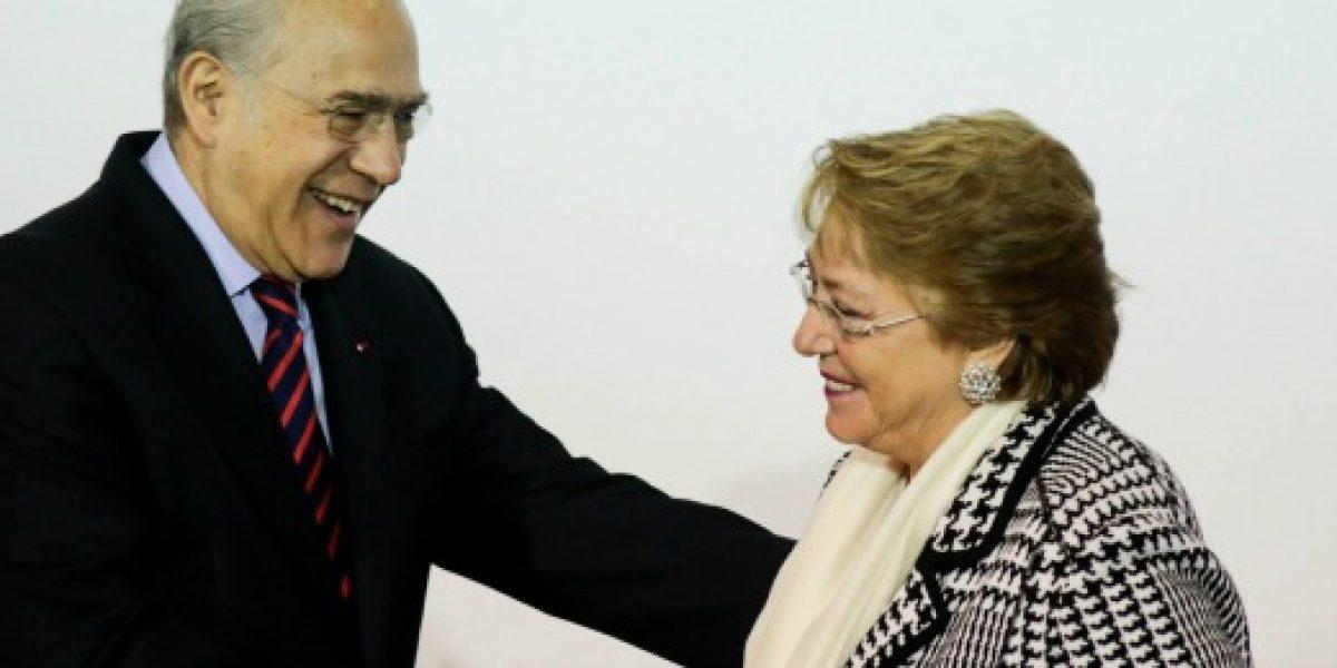 Ocde entrega recomendaciones a Chile en materia de productividad