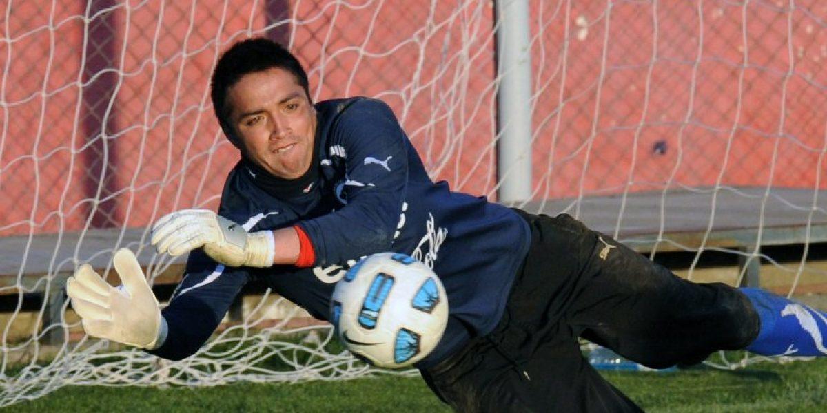 Miguel Pinto no pierde la fe: