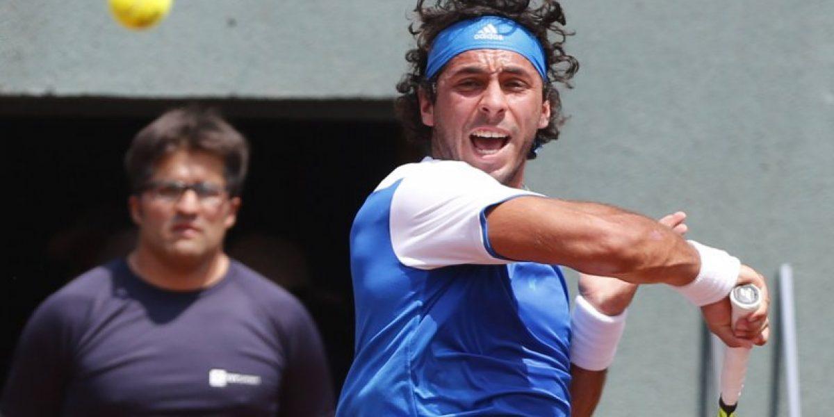 Lama escaló 47 puestos y se pone uno de Chile con el mejor ranking de su carrera