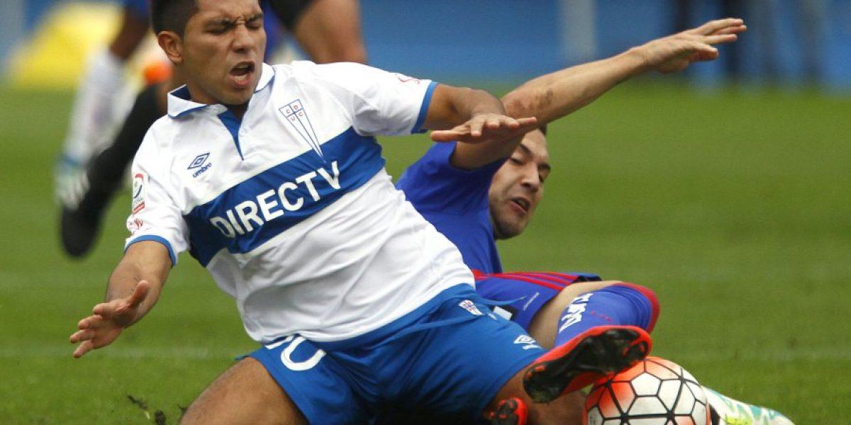 Diego Rojas se mantendrá en la creación de la UC ante la lesión de Carlos Espinosa