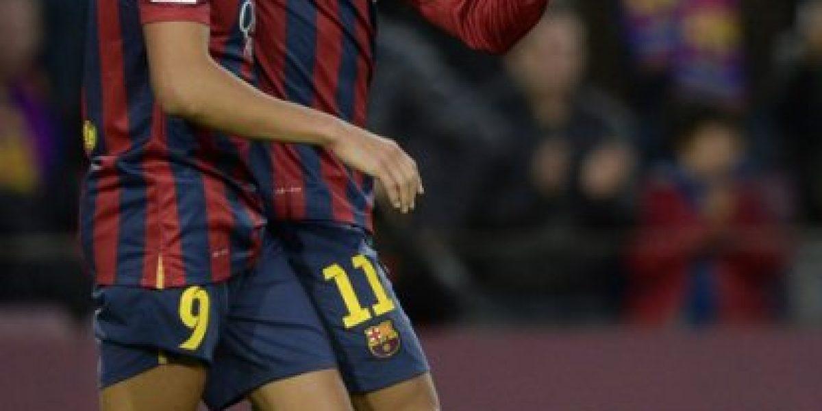 Amistad fuera de la cancha: Alexis y Neymar fueron vistos paseando por Londres