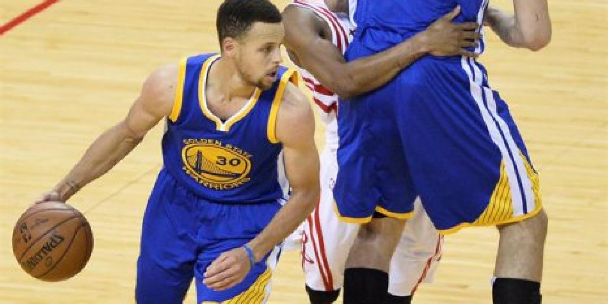 ¿Tiembla el monarca de la NBA? Steph Curry estará al menos dos semanas sin jugar
