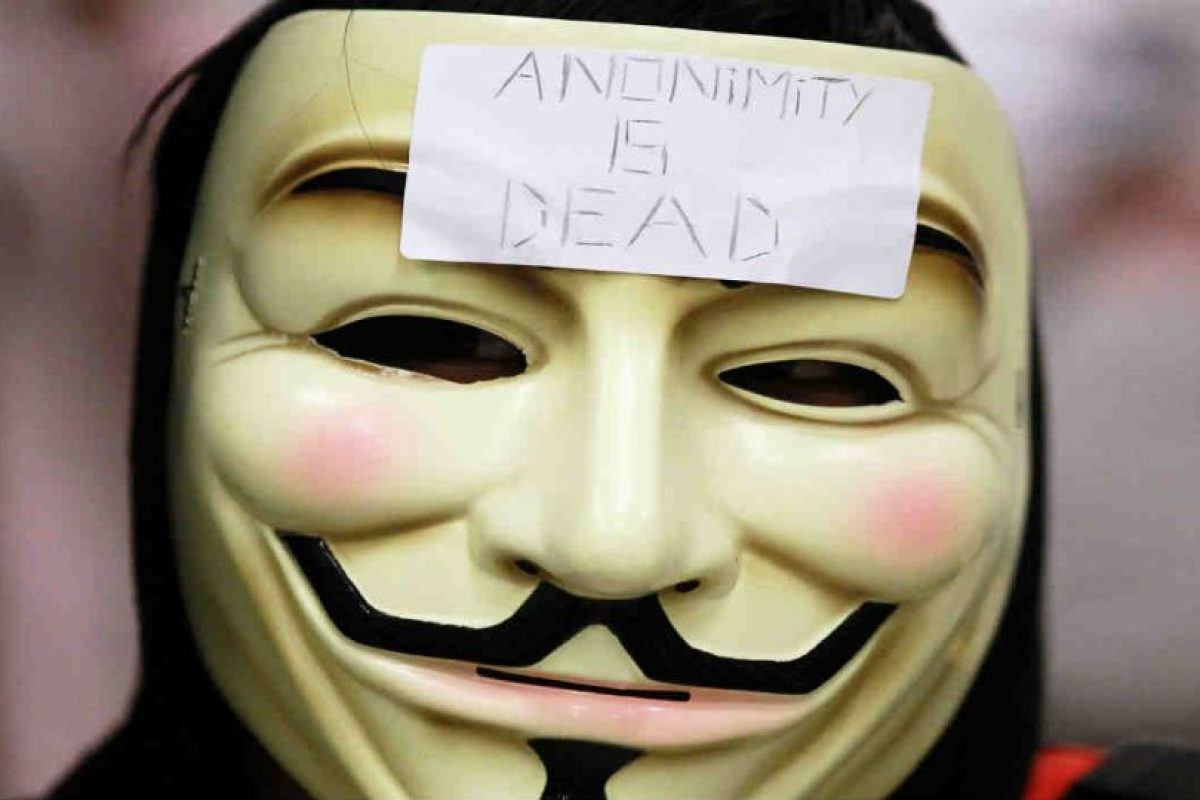 Anonymous es un grupo de hackers que opera a nivel mundial. Foto: Getty Images. Imagen Por: