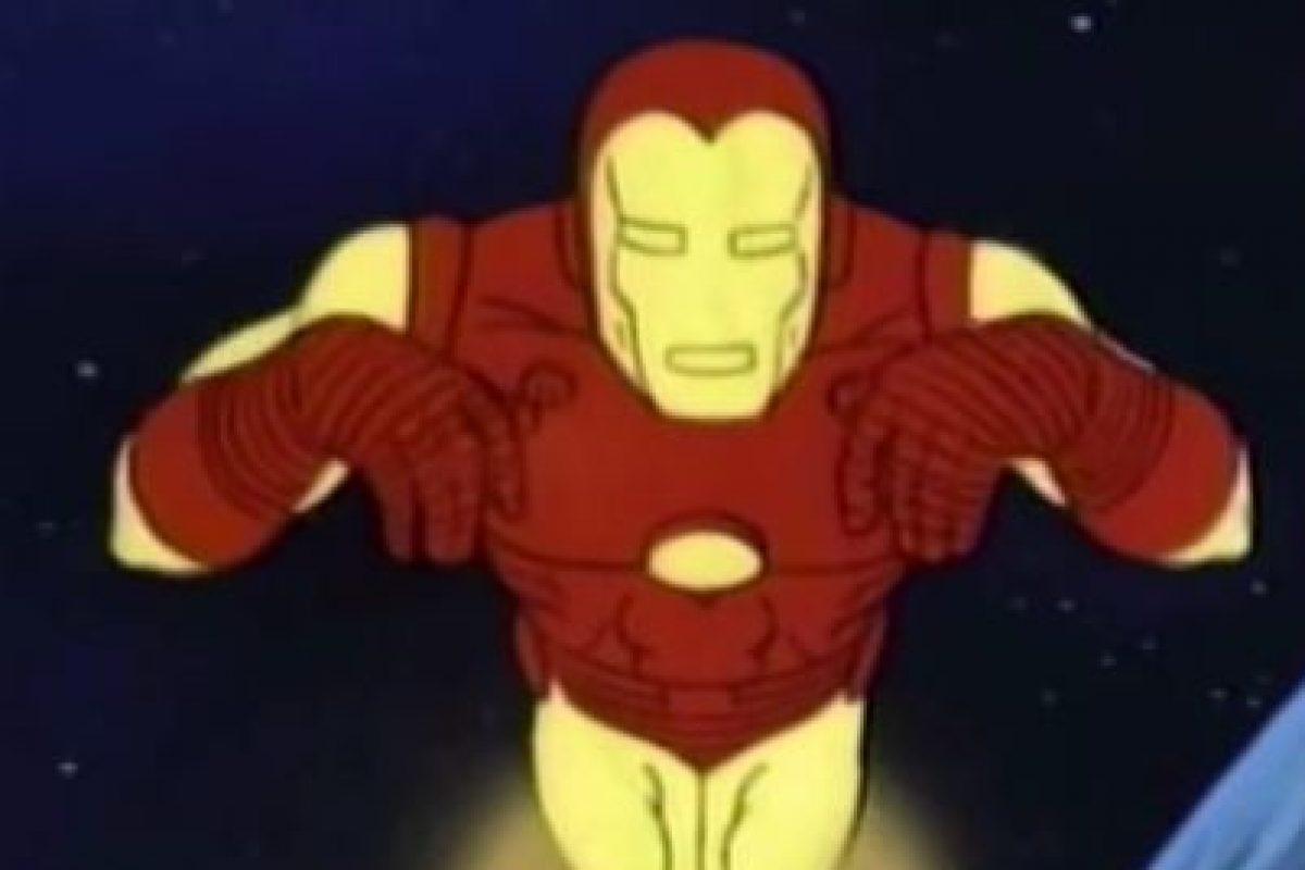 "1981: ""Spiderman And His Amazing Friends"" (serie de TV) Foto:Marvel Comics. Imagen Por:"