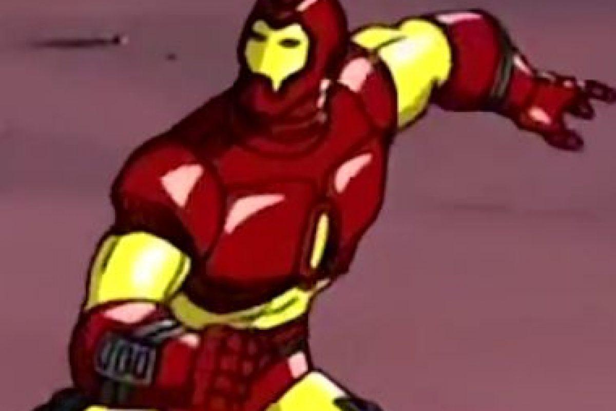 "1994: ""Spiderman: The Animated Series"" (serie de TV) Foto:Marvel Comics. Imagen Por:"