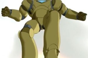 "2007: ""The Invincible Iron Man"" (serie de TV) Foto:Marvel Comics. Imagen Por:"