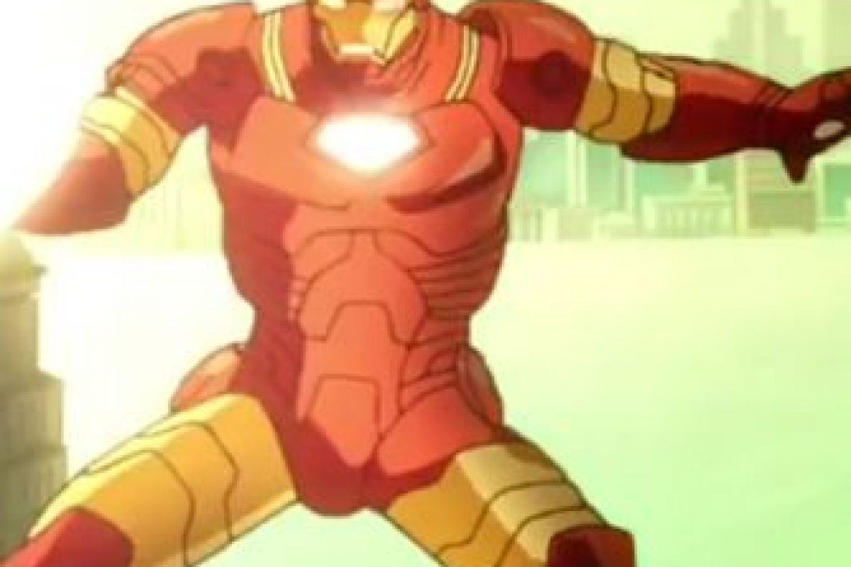 "2007: ""Fantastic Four: World's Greatest Heroes"" (serie de TV) Foto:Marvel Comics. Imagen Por:"