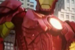 "2007: ""Iron Man Advertorials"" (serie de TV) Foto:Marvel Comics. Imagen Por:"