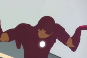 "2008: ""Iron Man: Armored Adventures"" (serie de TV) Foto:Marvel Comics. Imagen Por:"
