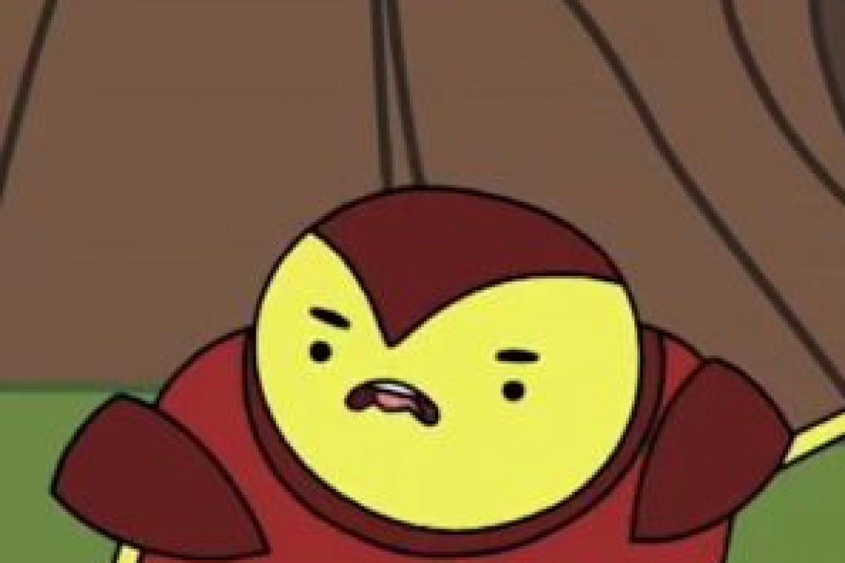 "2010: ""Mad: Avenger Time"" (serie de TV) Foto:Marvel Comics. Imagen Por:"