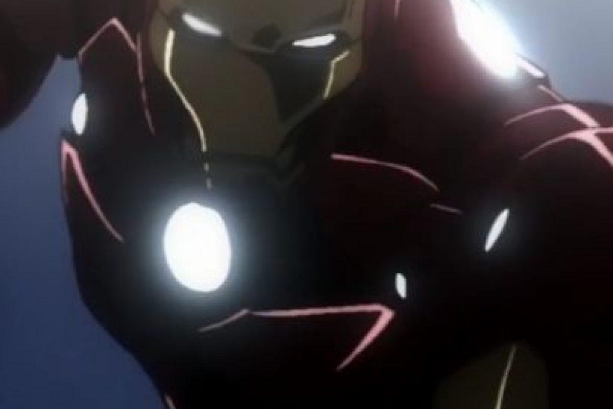 "2013: ""Iron Man: Rise of the Technovore"" (película) Foto:Marvel Comics. Imagen Por:"