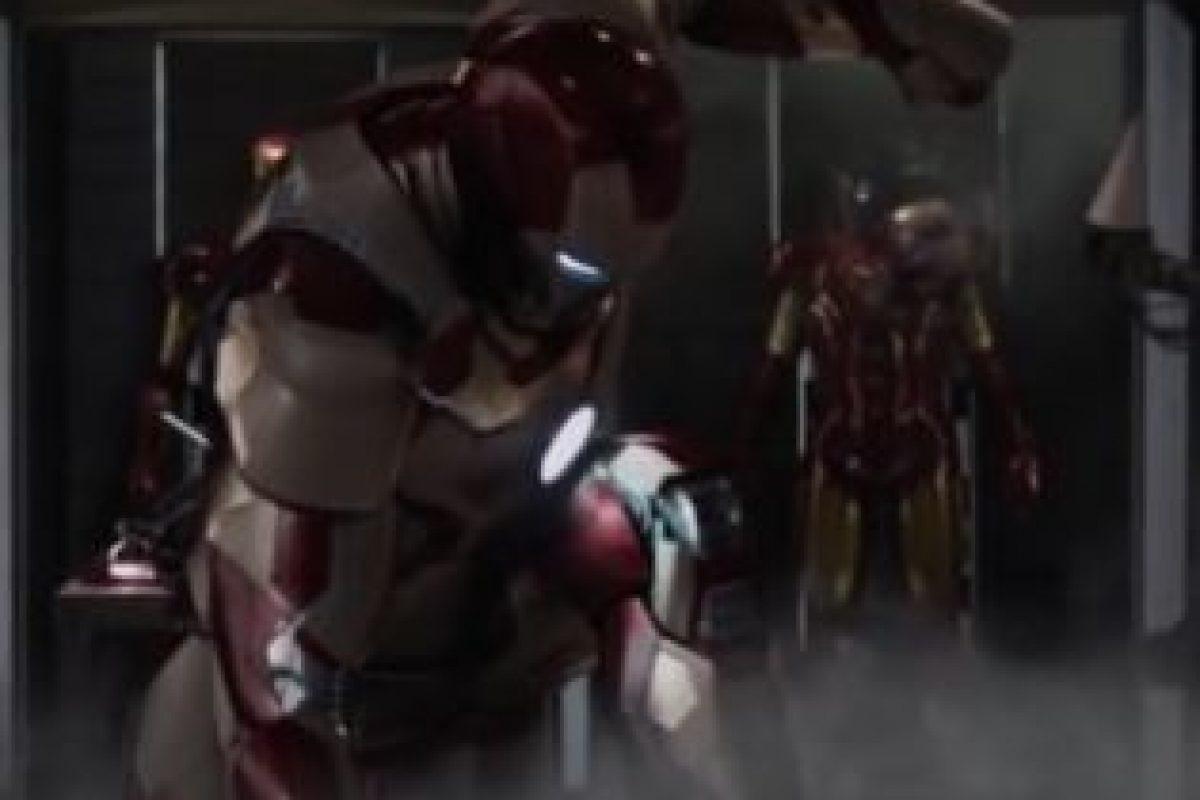 "2013: ""Iron Man 3"" (cine) Foto:Marvel Comics. Imagen Por:"
