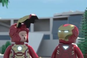 """2013: """"Lego Marvel Super Heroes: Maximum Overload"""" (película) Foto:Marvel Comics. Imagen Por:"""