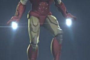 """2014: """"Iron Man & Capitan America: Heroes United"""" (película) Foto:Marvel Comics. Imagen Por:"""