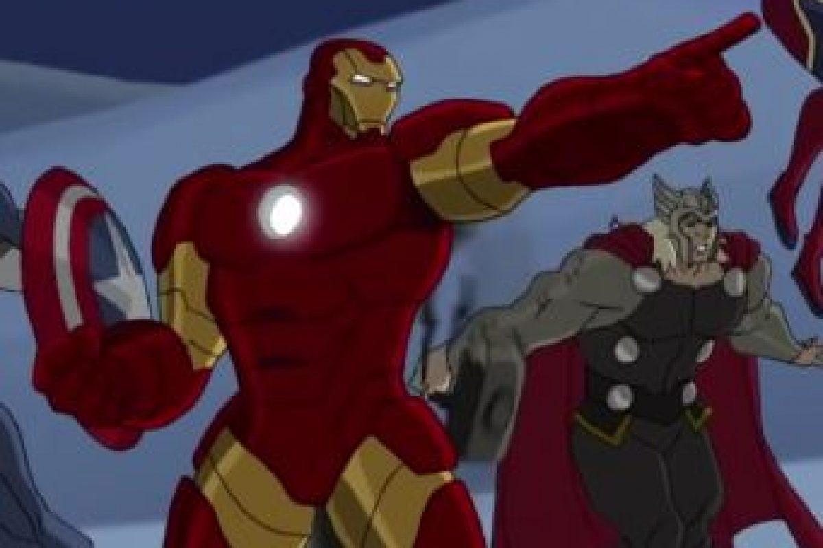 "2015: ""Marvel Super Hero Adventures: Frost Fight"" (película) Foto:Marvel Comics. Imagen Por:"
