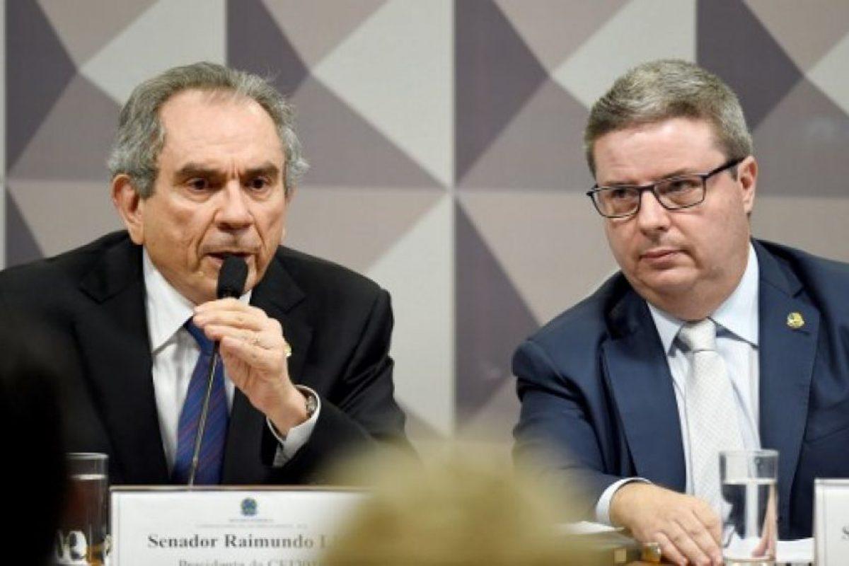 Este martes, la oposición brasileña obtuvo dos principales cargos de la comisión de senadores. Foto:AFP. Imagen Por:
