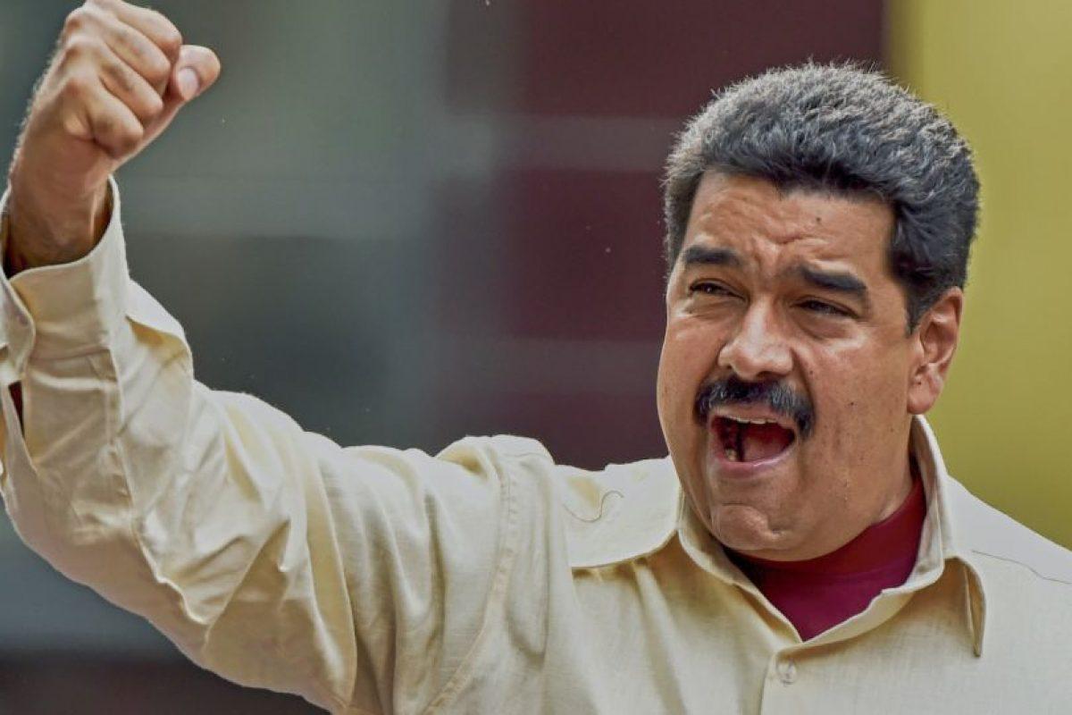 Nicolás Maduro. Foto:AFP. Imagen Por: