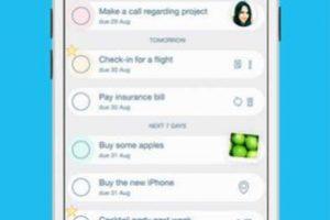 5.- Tasker: To do List Foto:App Store. Imagen Por: