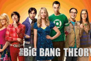 "Y en tercer lugar está ""The Big Bang Theory"". Foto: The Big Bang Theory. Imagen Por:"