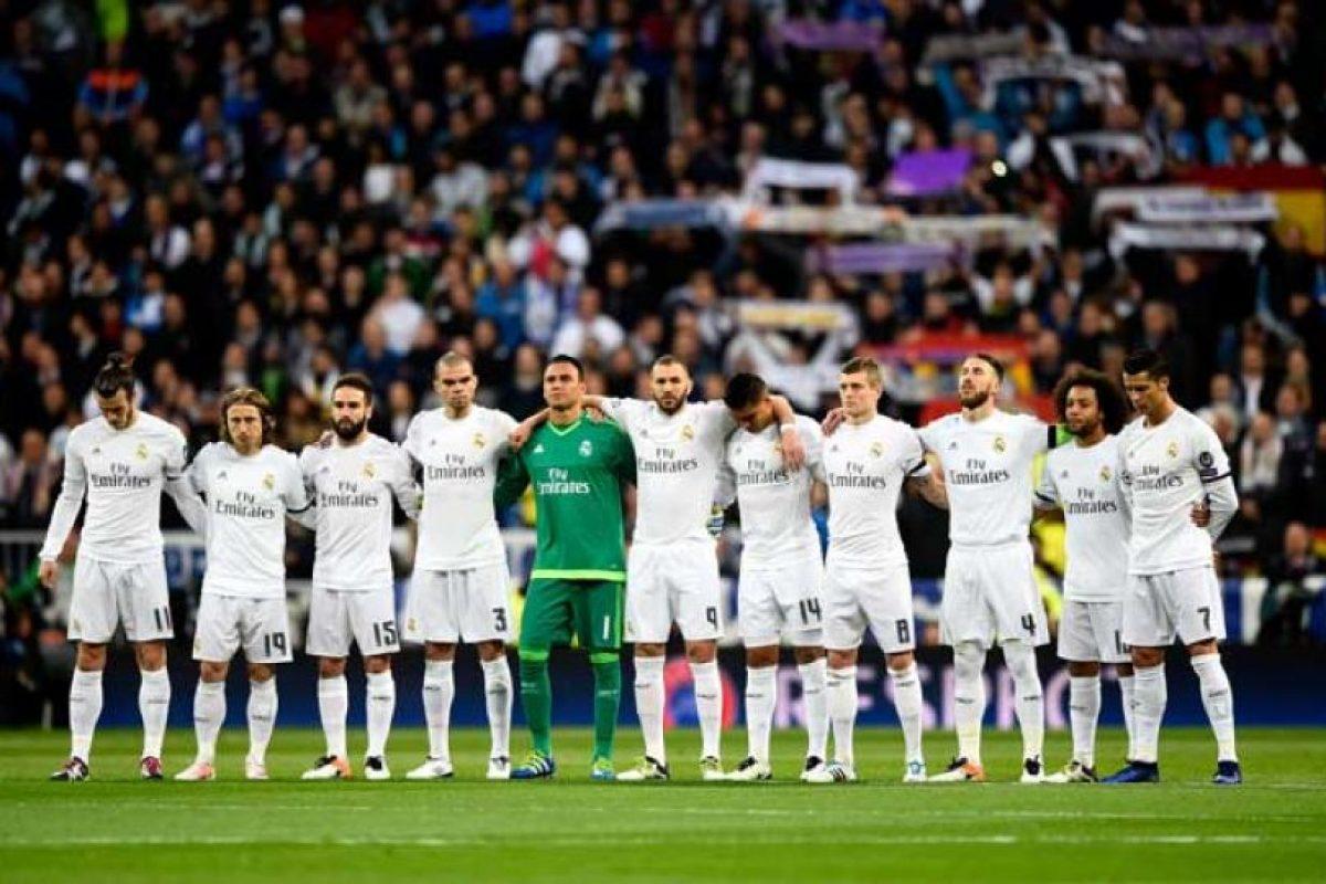 Real Madrid comienza su camino a la final de la Champions League ante el Manchester City. Foto:Getty Images. Imagen Por: