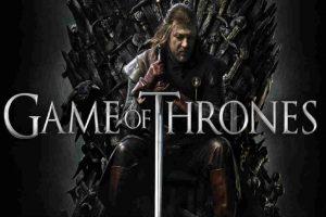 """""""Game of Thrones"""" fue la serie con más descargas ilegales durante 2015. Foto:Game of Thrones. Imagen Por:"""