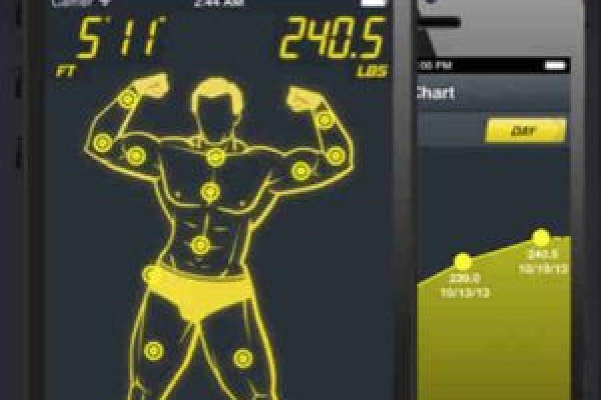 8.- Gym Machine Foto:App Store. Imagen Por: