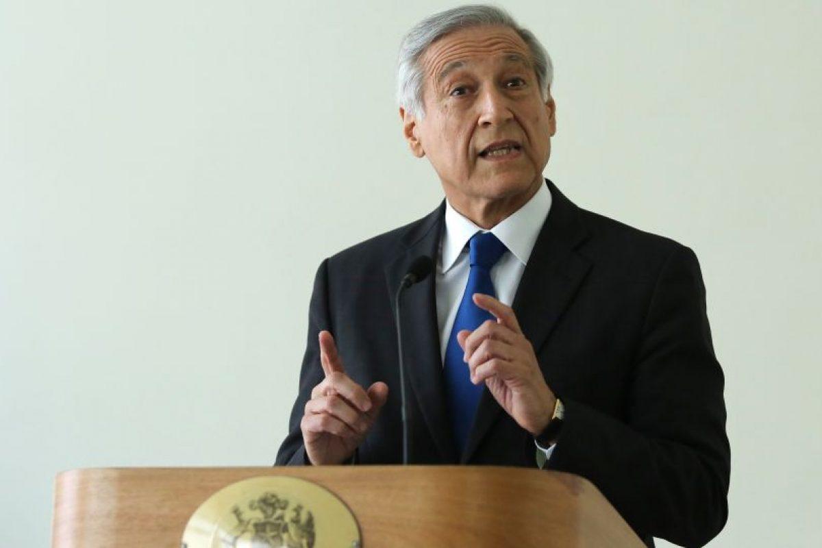 Canciller se reunio con Consejo Asesor por demanda Boliviana Foto:Agencia Uno. Imagen Por: