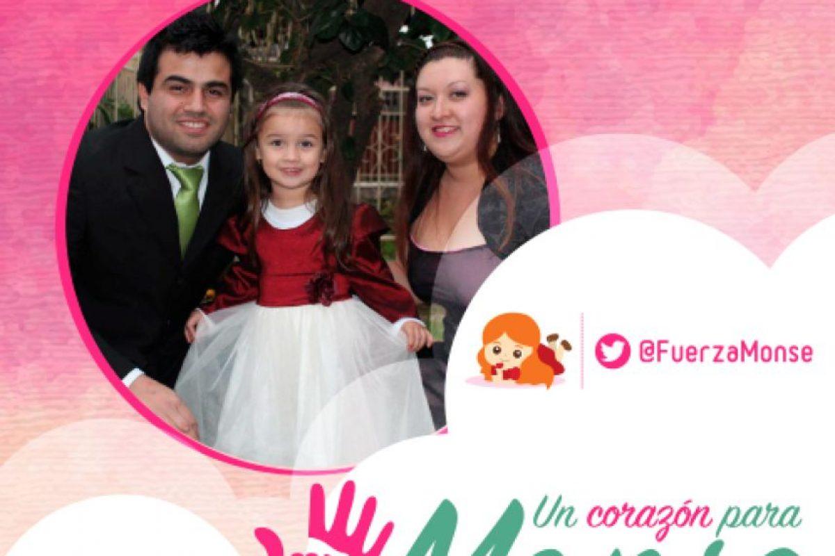 Foto:Reproducción #UnCorazónParaMonse. Imagen Por: