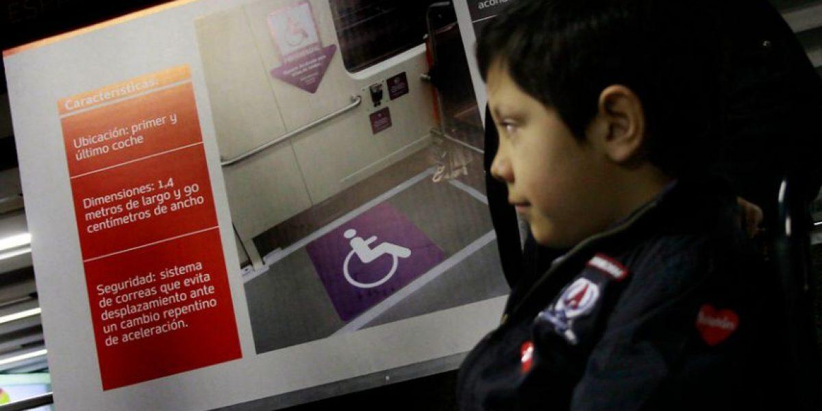 Detectan importante brecha entre niños con discapacidad de sectores económicos altos y bajos