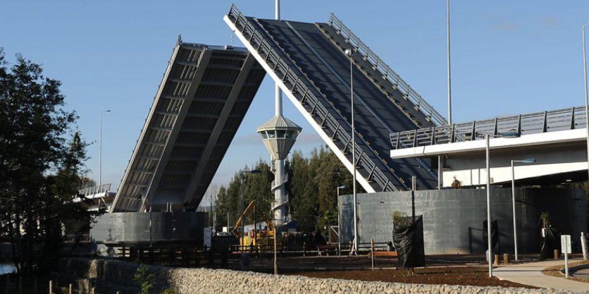 El millonario costo que tendrá la reparación del polémico puente Cau Cau en Valdivia