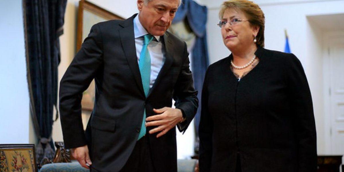 Bachelet designa como embajadores en Israel y el Vaticano a dos ex ministros