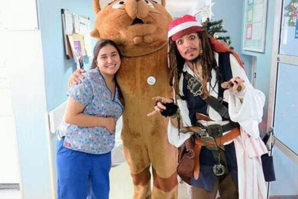 Foto:Reproducción: Sonrisas de Hospital. Imagen Por: