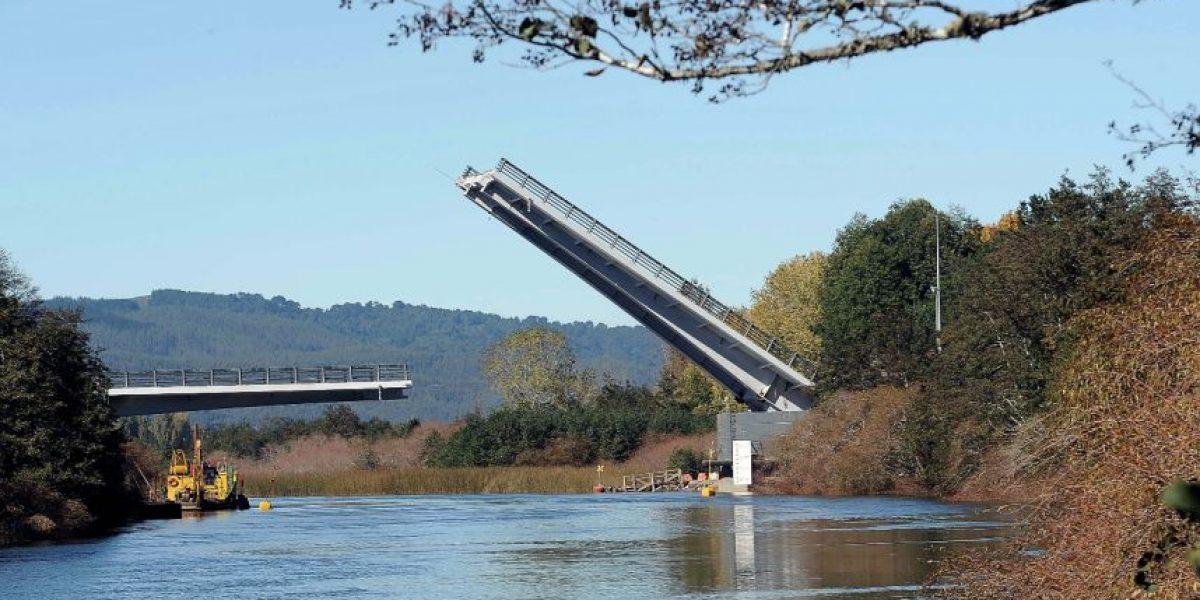 Piñera asegura que primer error en puente Cau Cau fue durante el Gobierno de Bachelet en 2009