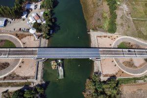 Puente Cau Cau Foto:Agencia Uno. Imagen Por: