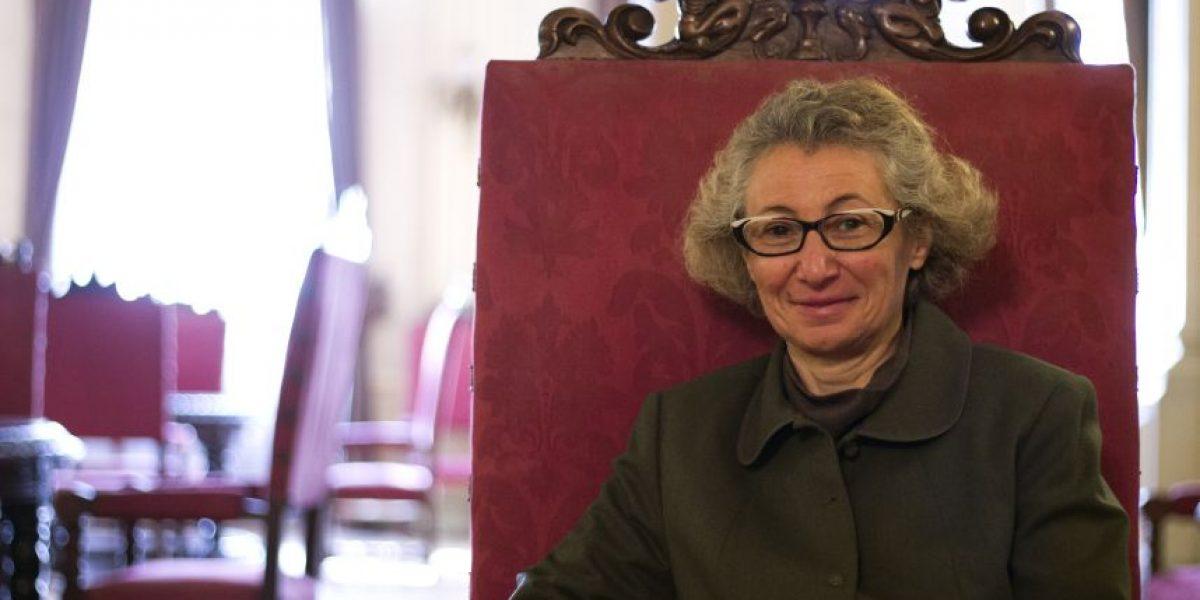 Asesora jurídica del proceso de paz palestino-israelí: