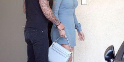 Jennifer López fue vista en compañía de un misterioso hombre