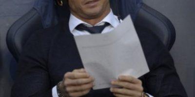 La frustración de Cristiano Ronaldo por quedar fuera en Manchester