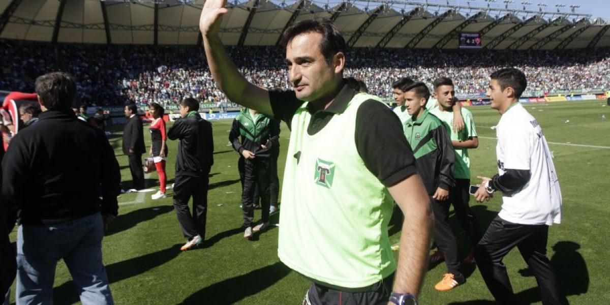 Seguirá en el banco: Deportes Temuco confirmó la continuidad de Luis Landeros
