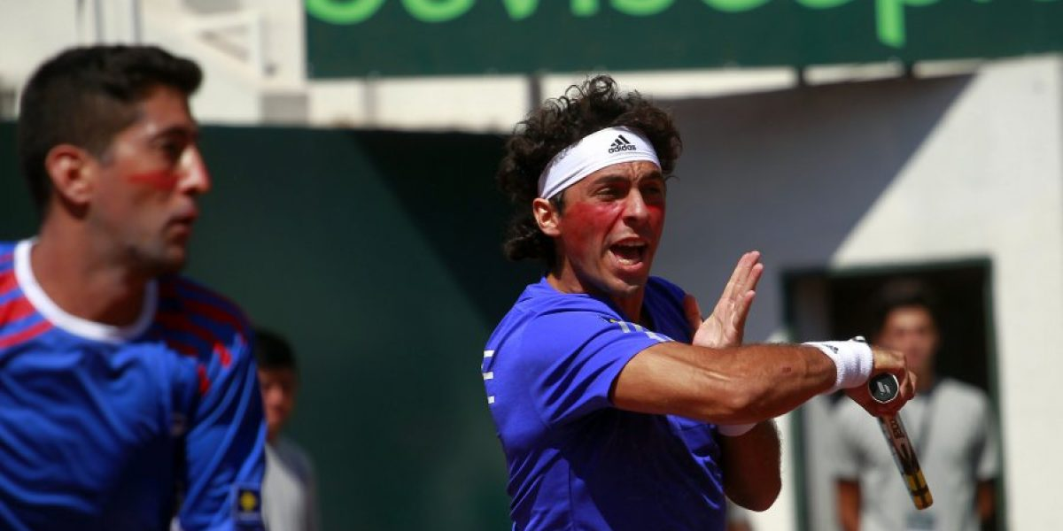 Hans Podlipnik y Gonzalo Lama ingresan a la qualy para llegar a Roland Garros