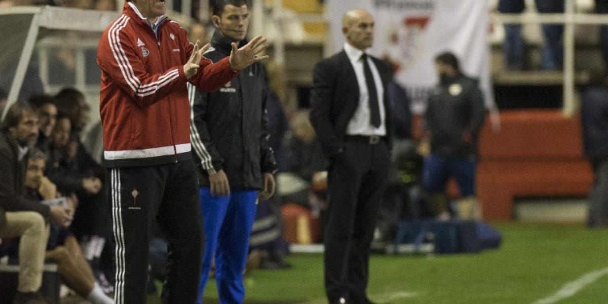 Berizzo y su renovación en el Celta de los chilenos: