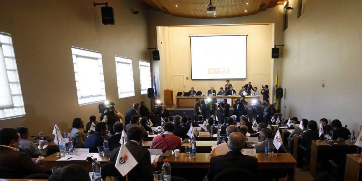 Sólo tres clubes contra la desafiliación: Los votos que condenaron a Concepción