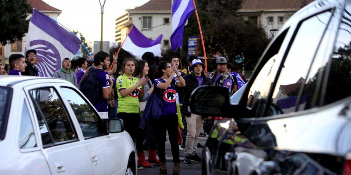 La desazón de los hinchas de Deportes Concepción al conocer la desafiliación