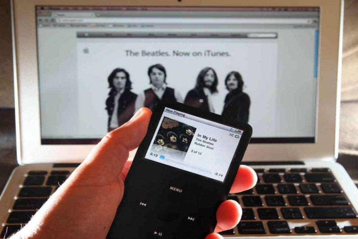 Apple dejó de fabricar el iPhone Classic en 2013. Foto:Getty Images. Imagen Por: