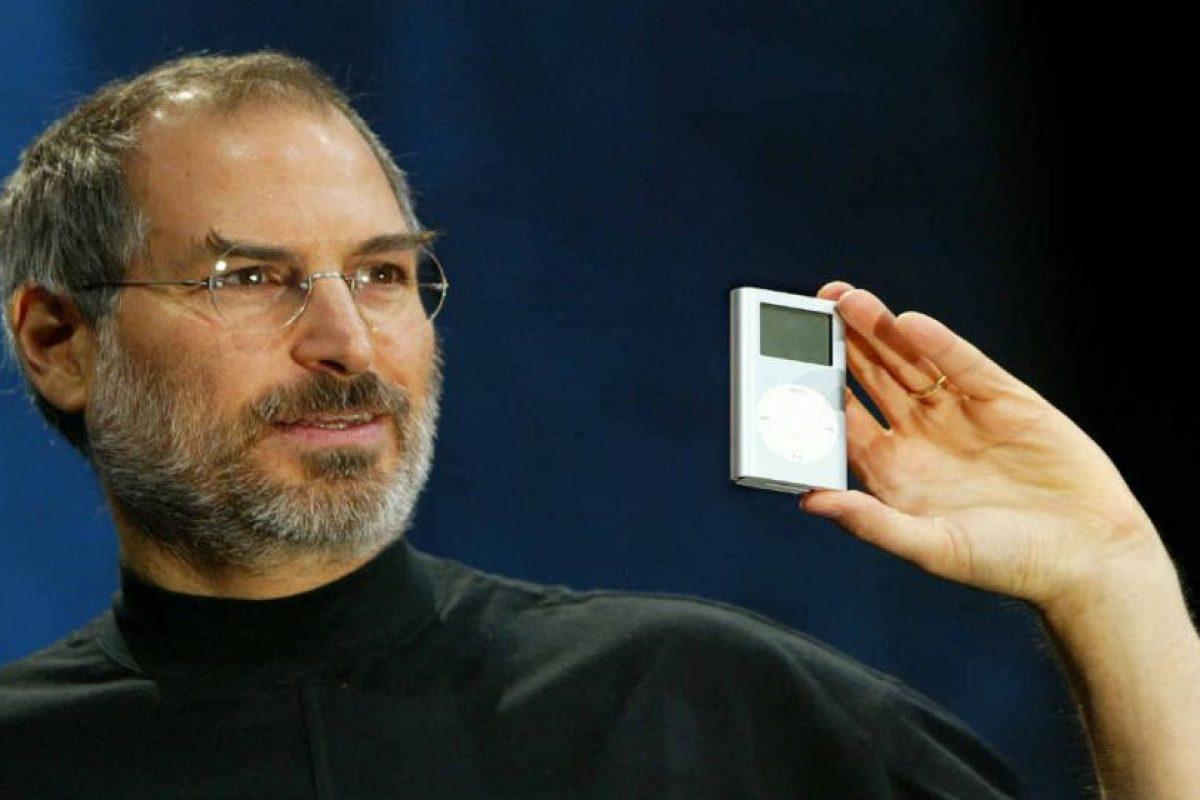 Para Apple existe un antes y un después del iPod. Foto:Getty Images. Imagen Por: